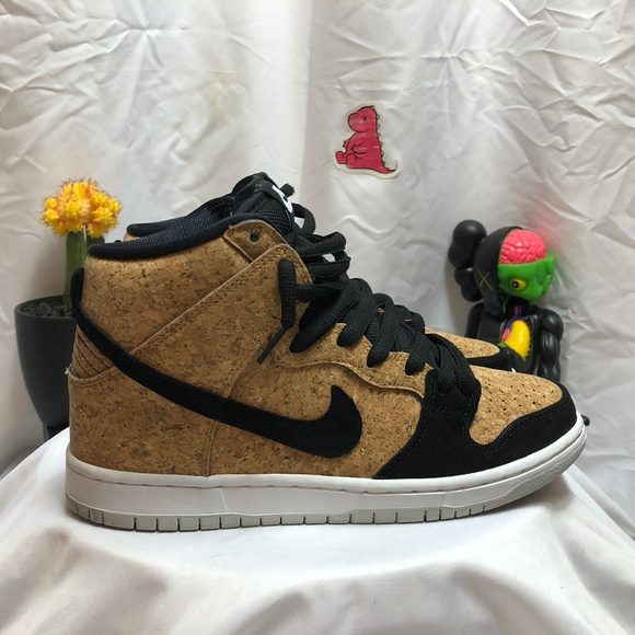 Nike Dunk SB Cork